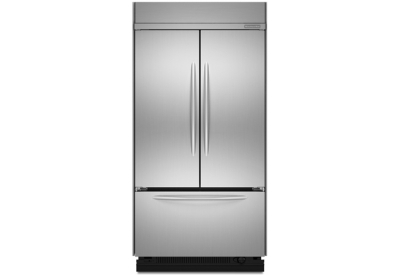KitchenAid - KBFC42FTS - Built-In Bottom Mount Refrigerators