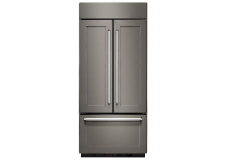 KitchenAid - KBFN406EPA - Built-In French Door Refrigerators