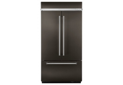 KitchenAid - KBFN502EBS - Built-In French Door Refrigerators
