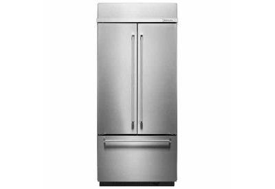 KitchenAid - KBFN506ESS - Built-In French Door Refrigerators