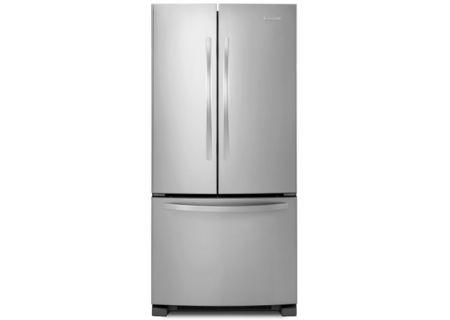 KitchenAid - KBFS22EWMS - Bottom Freezer Refrigerators