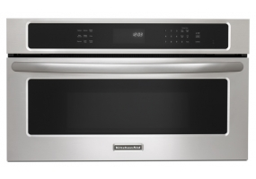 KitchenAid - KBHS179BSS - Microwave Ovens & Over the Range Microwave Hoods
