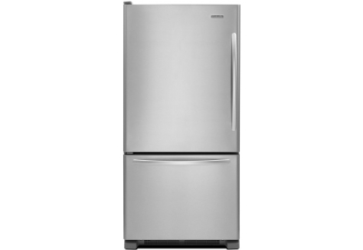 KitchenAid - KBLS19KCMS - Bottom Freezer Refrigerators