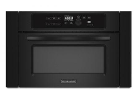 KitchenAid - KBMS1454BBL - Microwaves