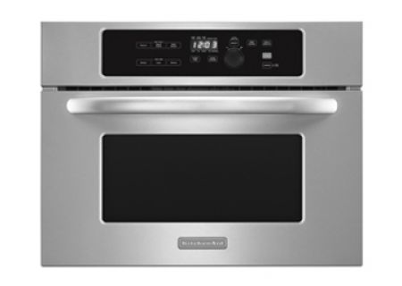 KitchenAid - KBMS1454BSS - Microwaves