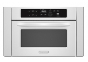 KitchenAid - KBMS1454BW - Microwave Ovens & Over the Range Microwave Hoods