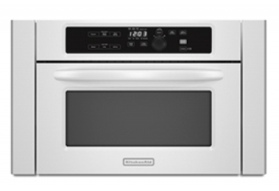 KitchenAid - KBMS1454BW - Microwaves