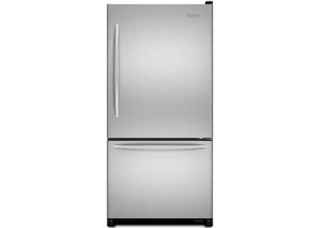 KitchenAid - KBRS22KWMS - Bottom Freezer Refrigerators
