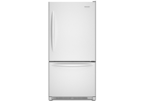 KitchenAid - KBRS22KWWH - Bottom Freezer Refrigerators