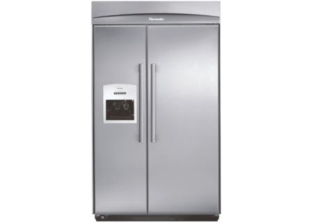 Thermador - KBUDT4255E - Built-In Side-by-Side Refrigerators