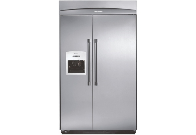Thermador - KBUDT4265E - Built-In Side-by-Side Refrigerators