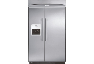 Thermador - KBUDT4855E - Built-In Side-by-Side Refrigerators