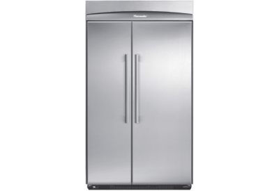 Thermador - KBUIT4255E - Built-In Side-by-Side Refrigerators