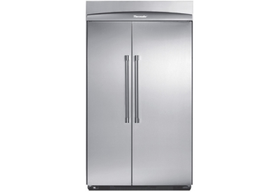 Thermador - KBUIT4865E - Built-In Side-By-Side Refrigerators