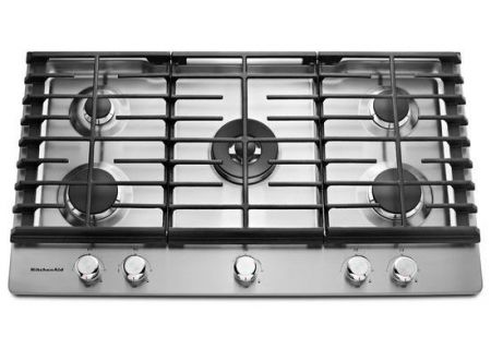 KitchenAid - KCGS556ESS - Gas Cooktops
