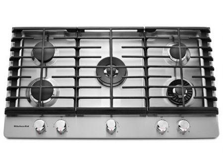 KitchenAid - KCGS956ESS - Gas Cooktops
