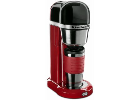 KitchenAid - KCM0402ER - Coffee Makers & Espresso Machines