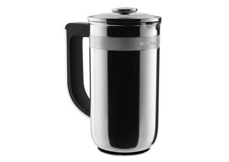 KitchenAid - KCM0512SS - Coffee Makers & Espresso Machines