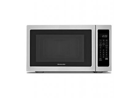 KitchenAid - KCMC1575BSS - Microwaves