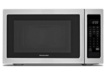 KitchenAid - KCMS1655BSS - Microwaves