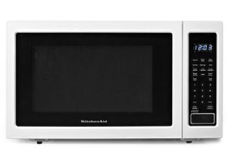 KitchenAid - KCMS1655BWH - Microwaves