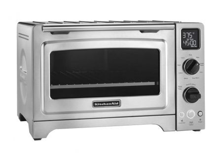 "KitchenAid 12"" Stainless Steel Convection Countertop Oven  - kco273ss"