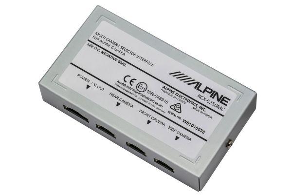 Large image of Alpine Multi-Camera Controller - KCX-C250MC