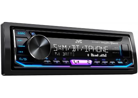 JVC - KD-RD99BTS - Car Stereos - Single DIN