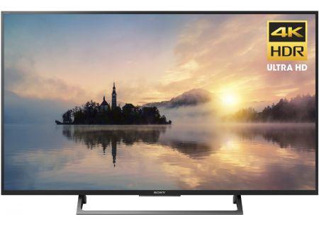 Sony - KD-49X720E - Ultra HD 4K TVs