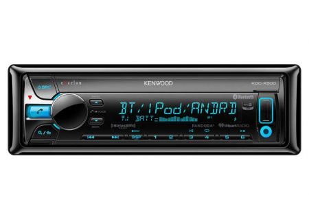 Kenwood - KDC-X500 - Car Stereos - Single DIN