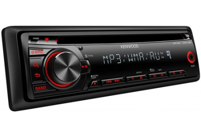 Kenwood - KDC-152 - Car Stereos - Single Din