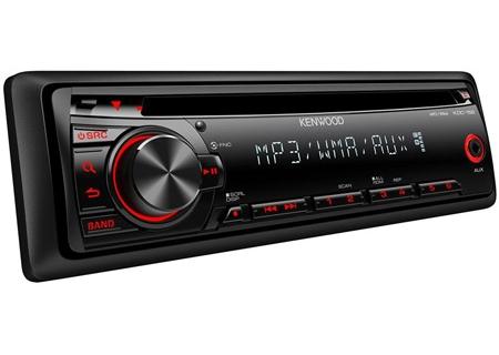 Kenwood - KDC-152 - Car Stereos - Single DIN
