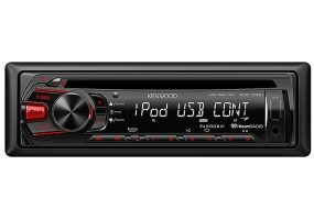 Kenwood - KDC158U - Car Stereos - Single Din
