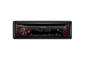 Kenwood - KDC-248U - Car Stereos - Single Din