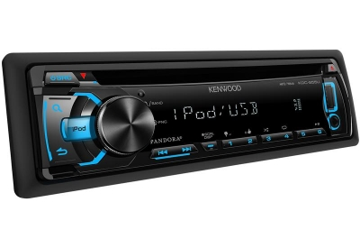 Kenwood - KDC-255U - Car Stereos - Single Din