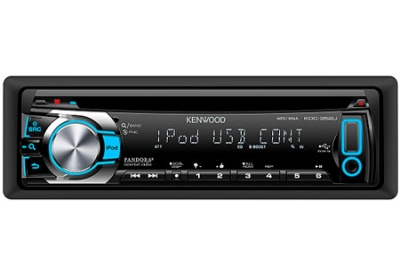 Kenwood - KDC-352U - Car Stereos - Single DIN