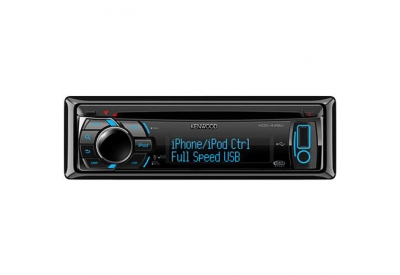 Kenwood - KDC-448U - Car Stereos - Single Din