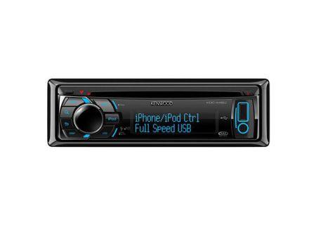Kenwood - KDC-448U - Car Stereos - Single DIN