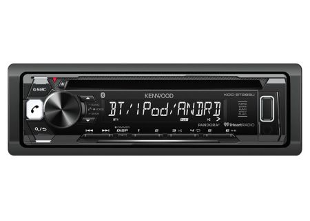 Kenwood - KDC-BT265U - Car Stereos - Single DIN