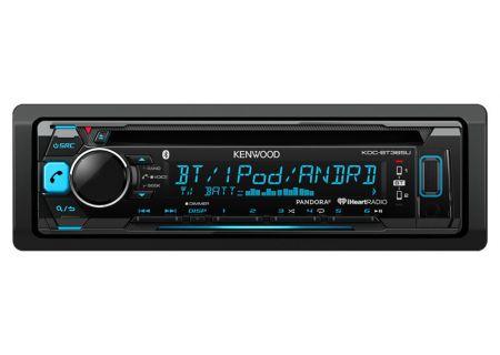 Kenwood - KDC-BT365U - Car Stereos - Single DIN