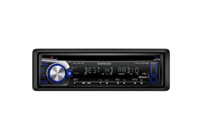 Kenwood - KDC-HD548U - Car Stereos - Single Din
