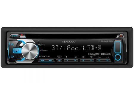 Kenwood - KDC-BT555U - Car Stereos - Single DIN