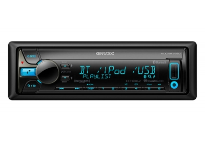 Kenwood - KDC-BT558U - Car Stereos - Single Din