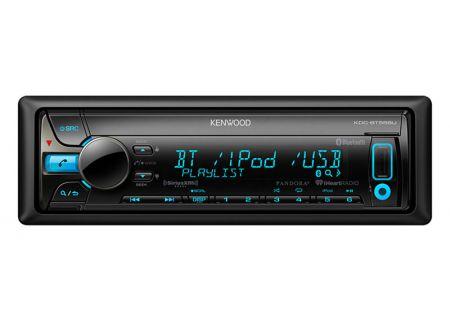 Kenwood - KDC-BT558U - Car Stereos - Single DIN