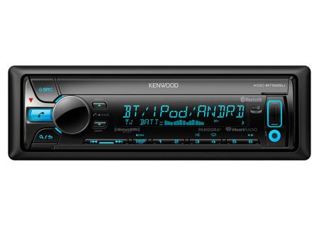 Kenwood - KDC-BT565U - Car Stereos - Single DIN