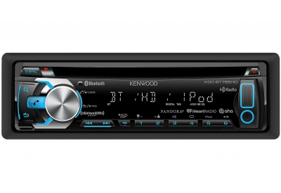 Kenwood - KDC-BT755HD - Car Stereos - Single Din