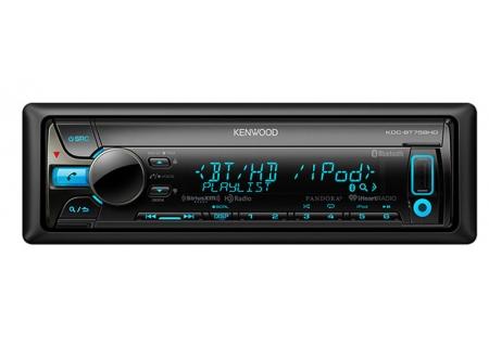 Kenwood - KDC-BT758HD - Car Stereos - Single DIN