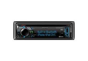 Kenwood - KDC-BT848U - Car Stereos - Single Din