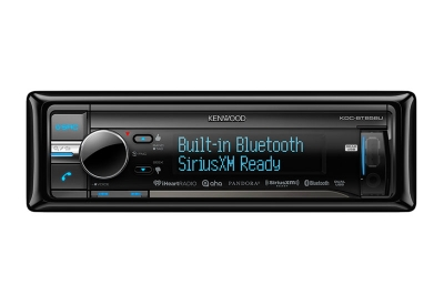 Kenwood - KDC-BT858U - Car Stereos - Single DIN