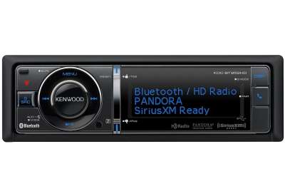 Kenwood - KDC-BT952HD - Car Stereos - Single Din